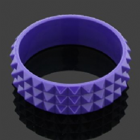 Purple fashion bangle (Code 0986)